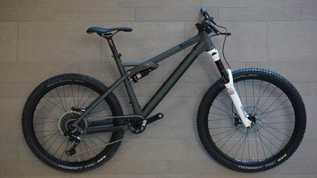 Liteville 301 Mk13 bimato eagle Team Enduro
