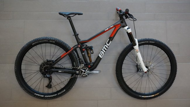BMC Trailfox TF01 als Testbike bei bimato sports